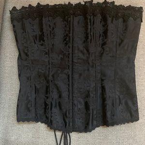 Fredericks Of Hollywood corset